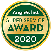Angie's List Super Service Award 2020 icon